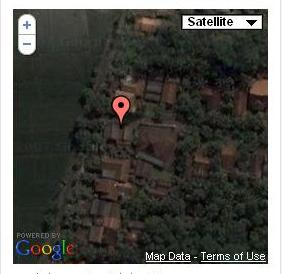 My Home... (Google Map)