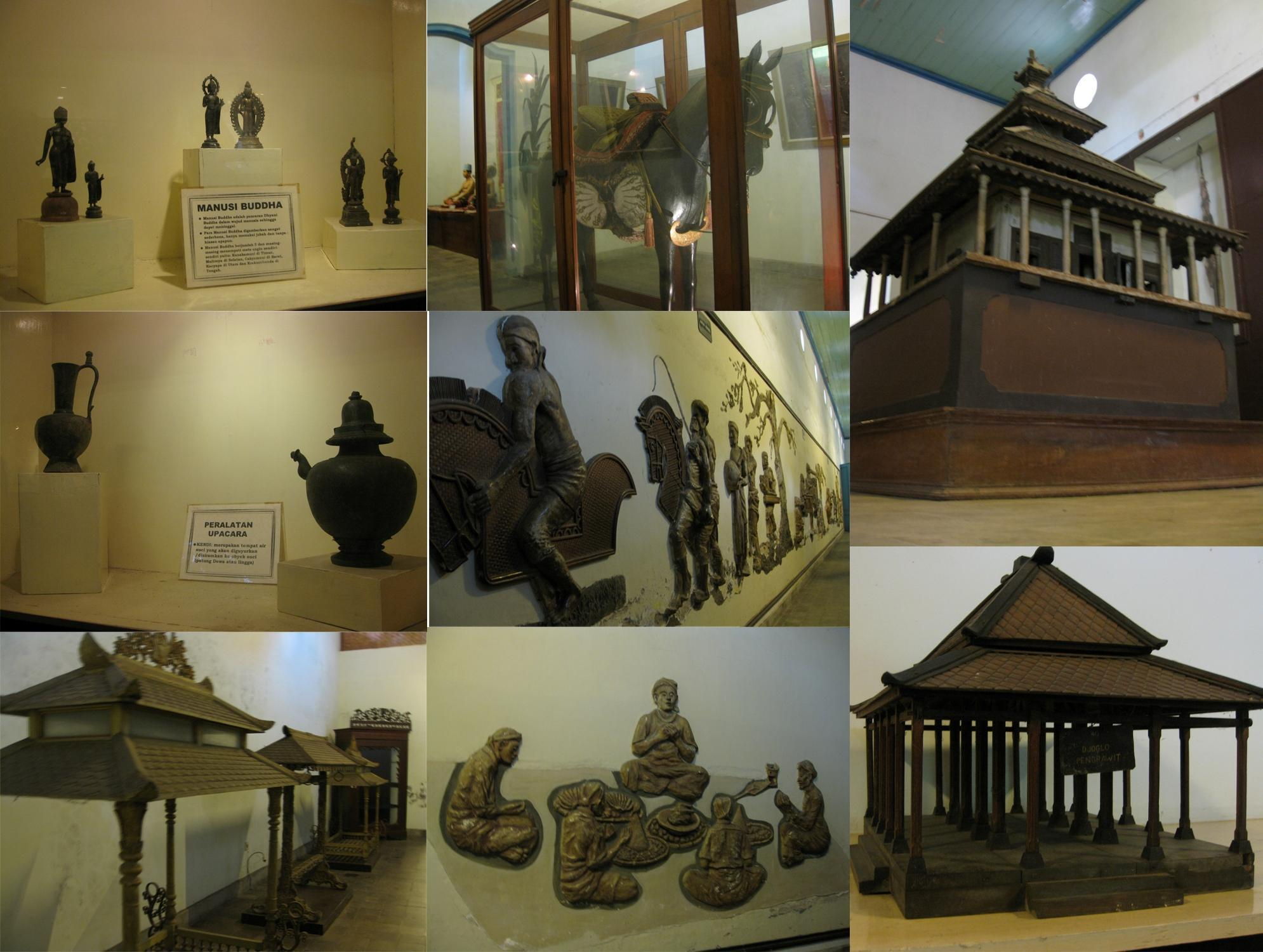Museum Keraton Solo (doc. Pribadi)