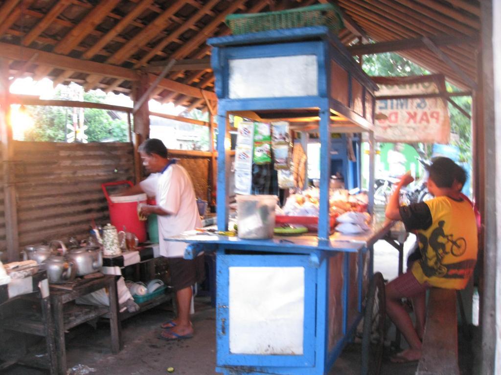 Pondok Angkring Pak Djum
