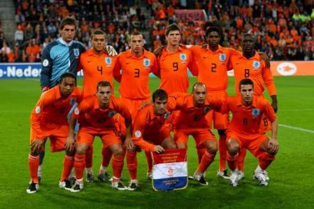 Skuad team Netherlands (do. google)