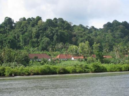 LP di Nusa Kambangan