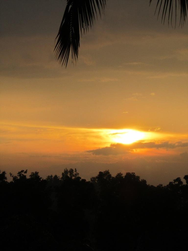 Menangkap Sunset