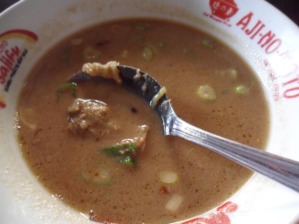 Kentalnya Coto Makassar Asrama Bawakaraeng