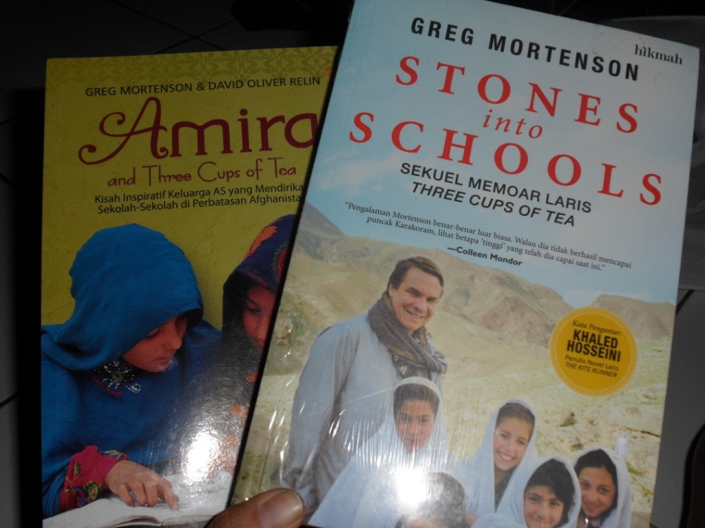 Buku Om Greg