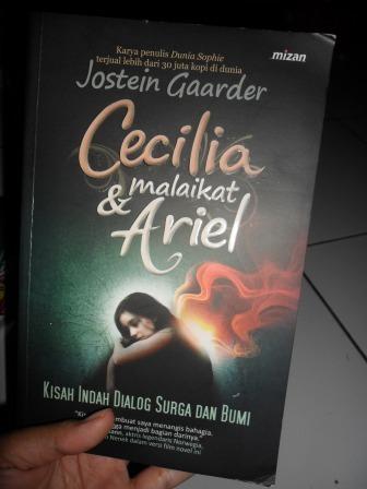 bukunya om Jostein Gaarder ^^