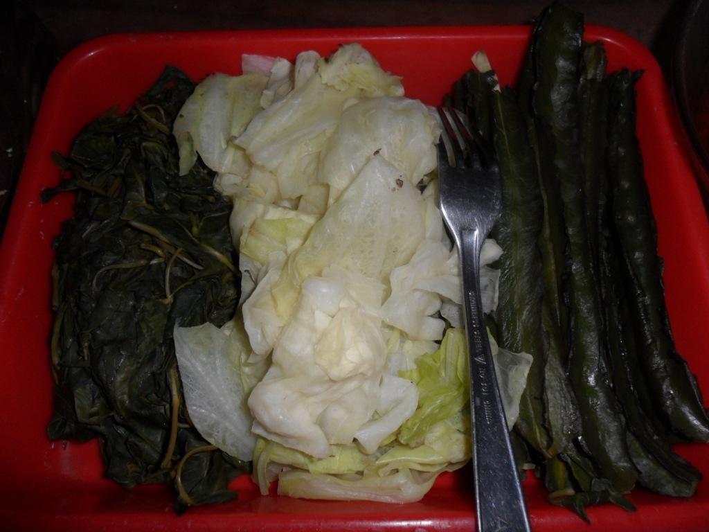 Mesti Rajin makan Sayur :p