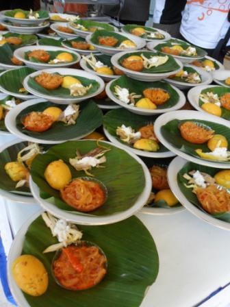 Lunch Keraton Surakarta