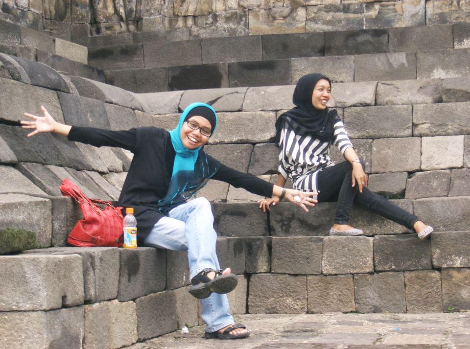 Narsis di Borobudur