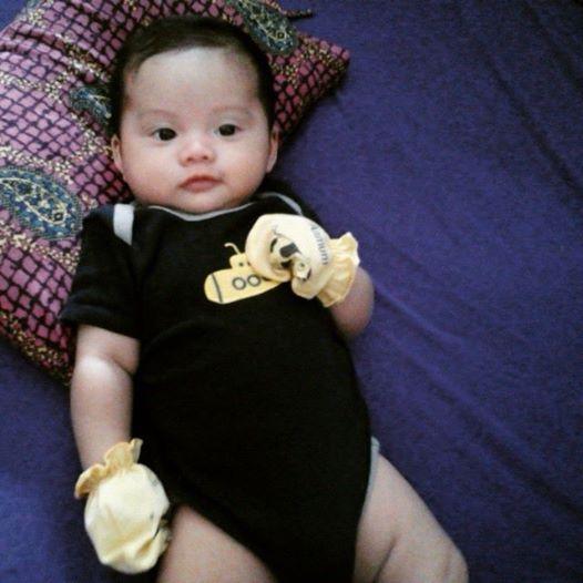 my baby montok